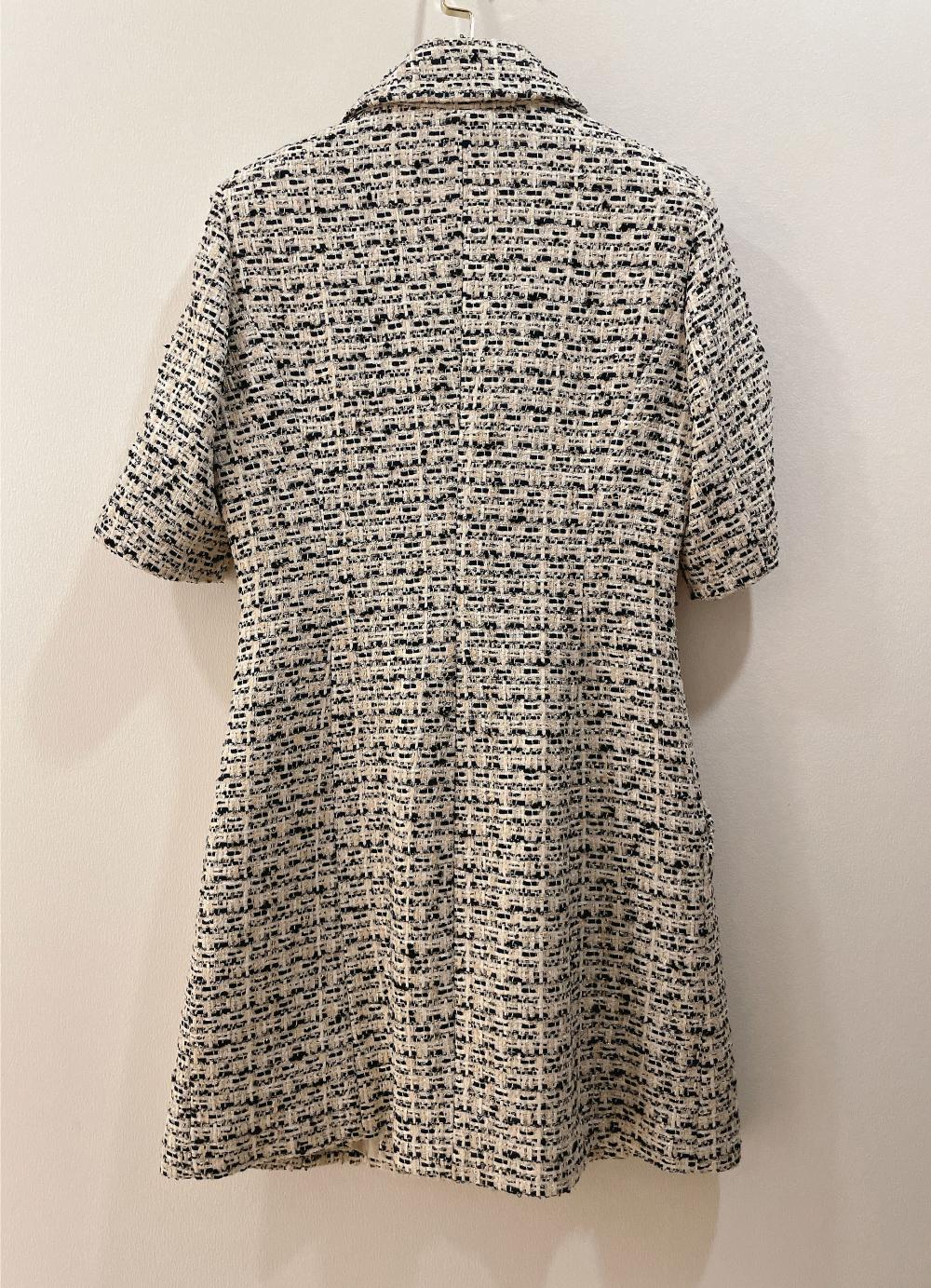 드레스 크림 색상 이미지-S1L41