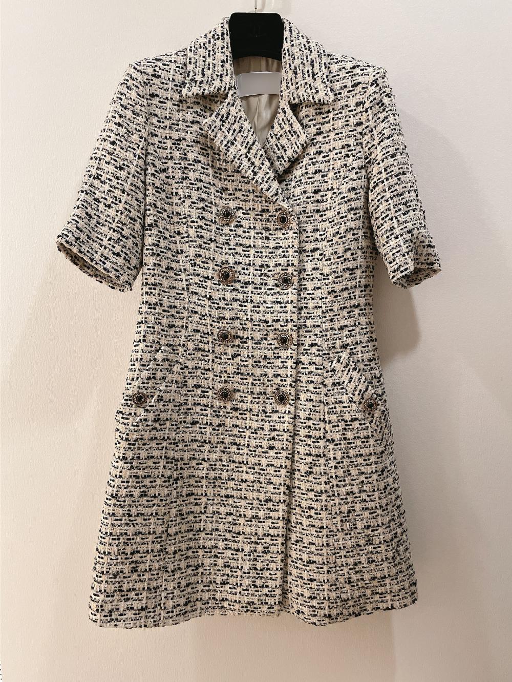 드레스 크림 색상 이미지-S1L32