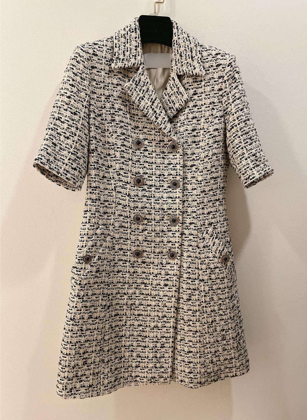 드레스 크림 색상 이미지-S1L37